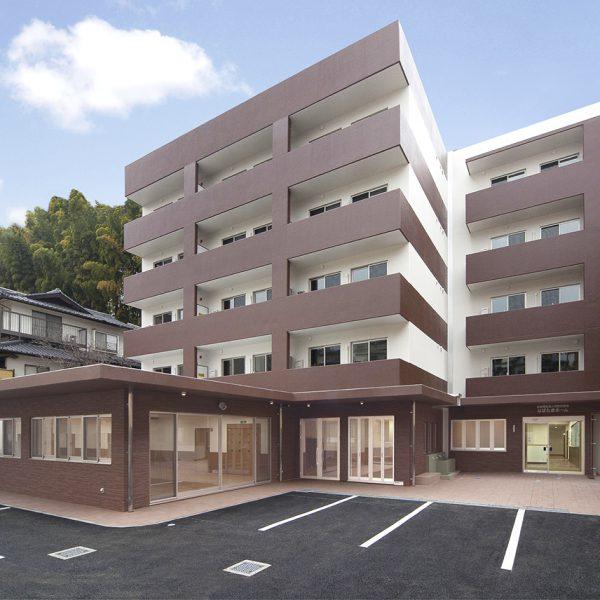 母子生活支援施設 はばたきホーム 熊本市