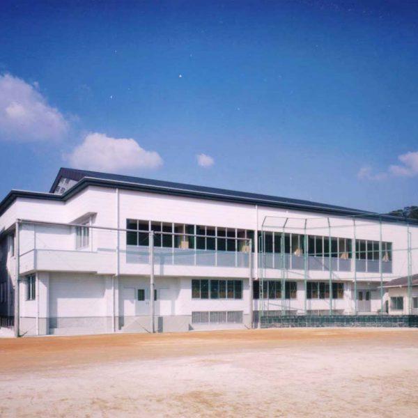 上天草市立姫戸中学校 屋内運動場