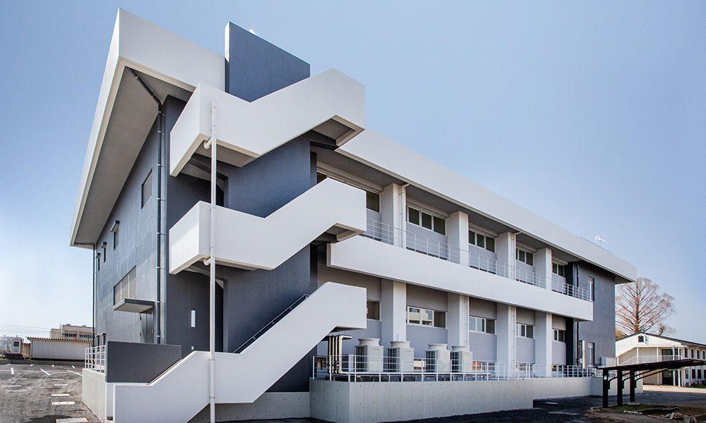 熊本県警察学校武道場